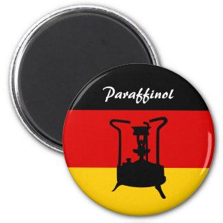German Flag | Paraffinol Pressure stove 2 Inch Round Magnet