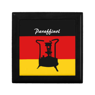 German Flag | Paraffinol Pressure stove Gift Box