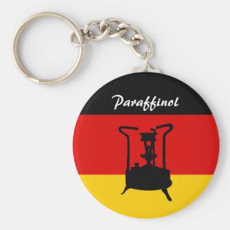 German Flag   Paraffinol Pressure stove Keychain