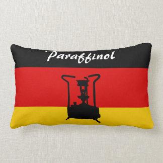 German Flag | Paraffinol Pressure stove Lumbar Pillow