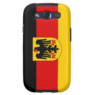 German Flag Samsung Galaxy Case Galaxy SIII Covers