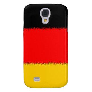 German Flag Samsung Galaxy S4 Covers