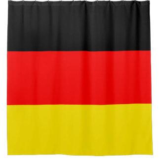 german shower curtains zazzle. Black Bedroom Furniture Sets. Home Design Ideas