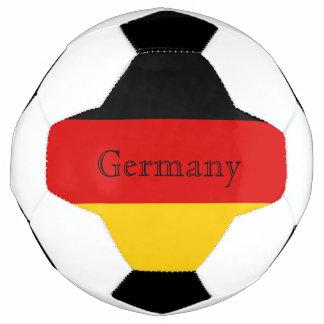 German Flag Soccer Ball