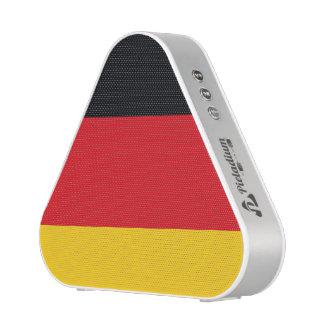 German Flag Speaker