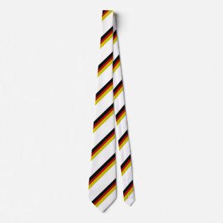German flag tie
