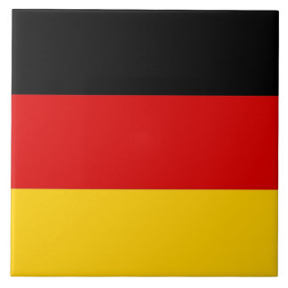 German Flag Tile
