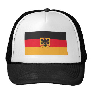 German Flag Trucker Hat