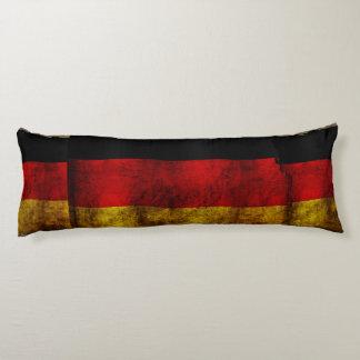 German Flag - Vintage Body Pillow