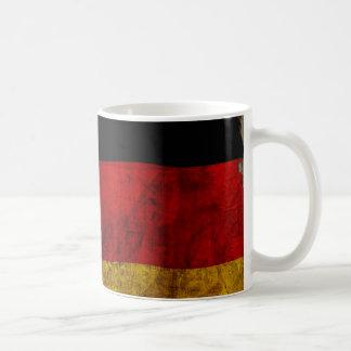 German Flag - Vintage Coffee Mug
