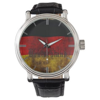 German flag - Vintage… Watch