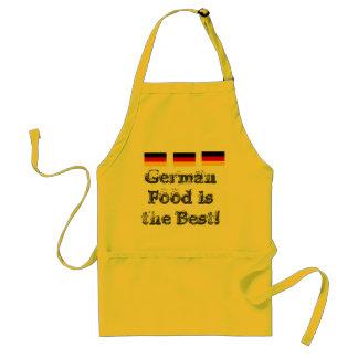 German Food is the best Apron