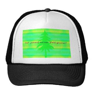 German -Forest Trucker Hat