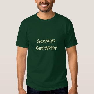 German Gangster Shirt