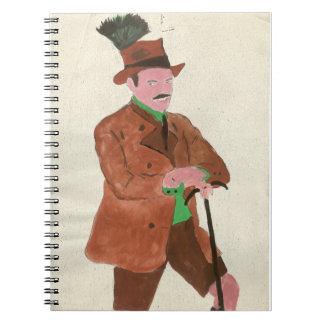 German Gent Notebook
