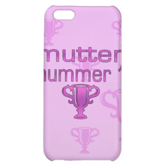 German Gifts for Moms: Mutter Nummer 1 iPhone 5C Covers