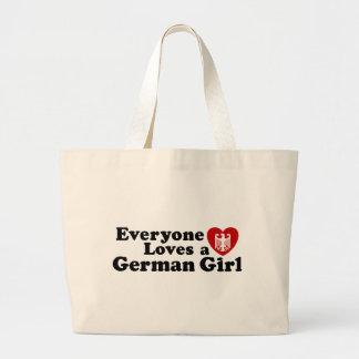 German Girl Bag
