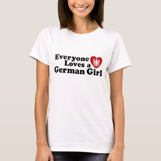 German Girl T-Shirt