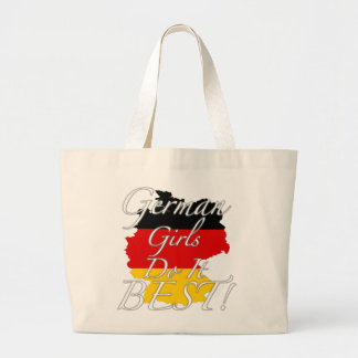 German Girls Do It Best! Tote Bag