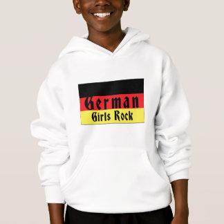 German Girls Rock Hoodie