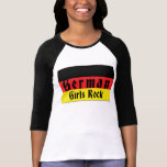 German Girls Rock Tee Shirt