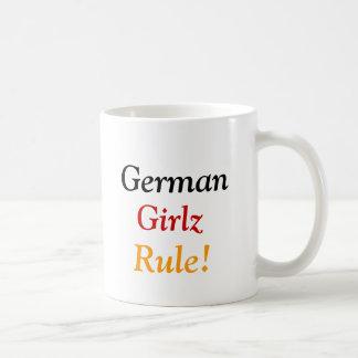 German, Girlz, Rule! Coffee Mugs