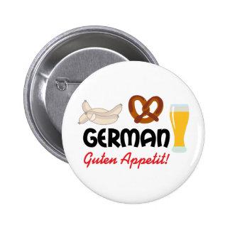 GERMAN GUTEN APPETIT PIN