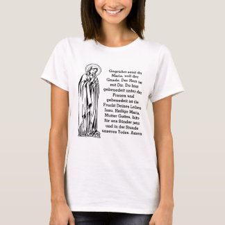 German Hail Mary Women's Tee