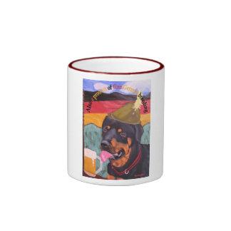 German Heritage Dog mug