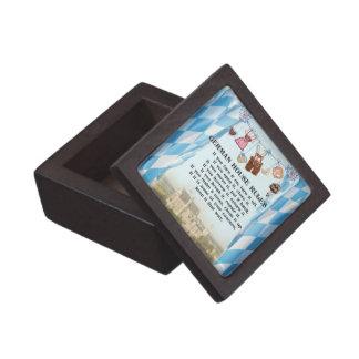 German House Rules Gift Box