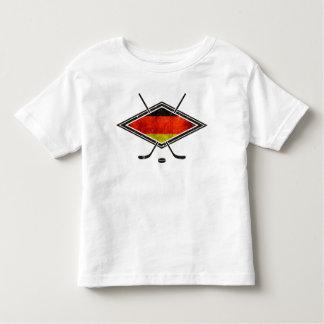 German Ice Hockey Flag Toddler T-shirt
