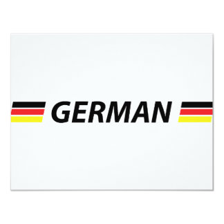 german icon card