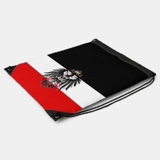 German Imperial Eagle Drawstring Backpack