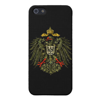 German Imperial Eagle iPhone SE/5/5s Case