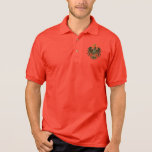 German Imperial Eagle Polo Shirt