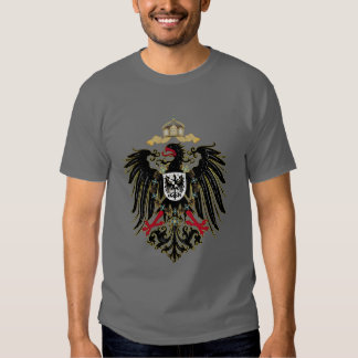 German Imperial Eagle T Shirt