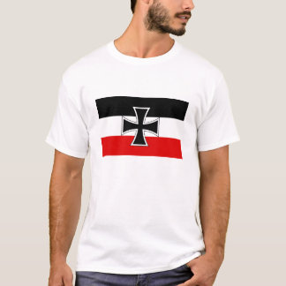 German Imperial Flag T-Shirt