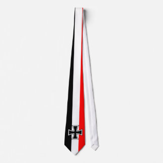 German Imperial Iron Cross Neck Tie