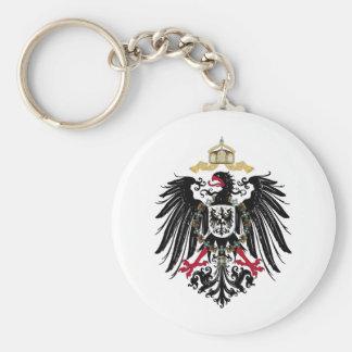 German imperially Eagle Keychain