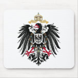 German imperially Eagle Mouse Pads