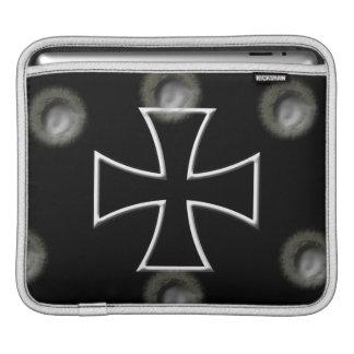 German Iron Cross iPad Sleeve