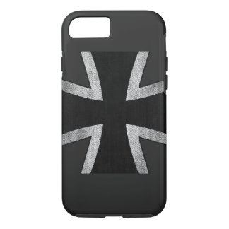 German Iron Cross iPhone 7 case