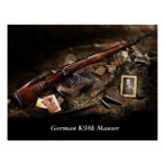 German K98k Mauser Posters