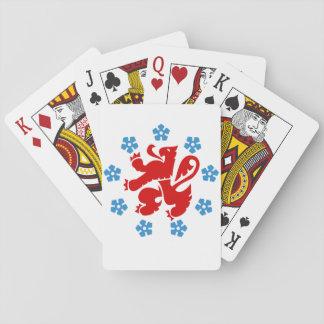 German-language community of Belgium Playing Cards