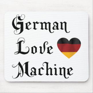 German Love Machine Mouse Pad