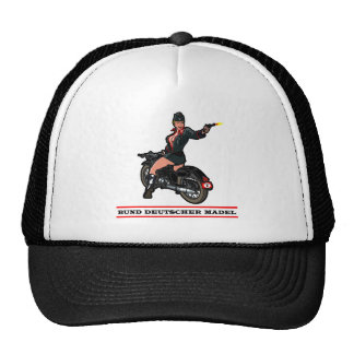 GERMAN MADEL TRUCKER HAT