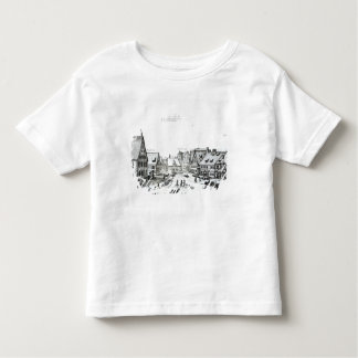 German Market town, 1704 T Shirt