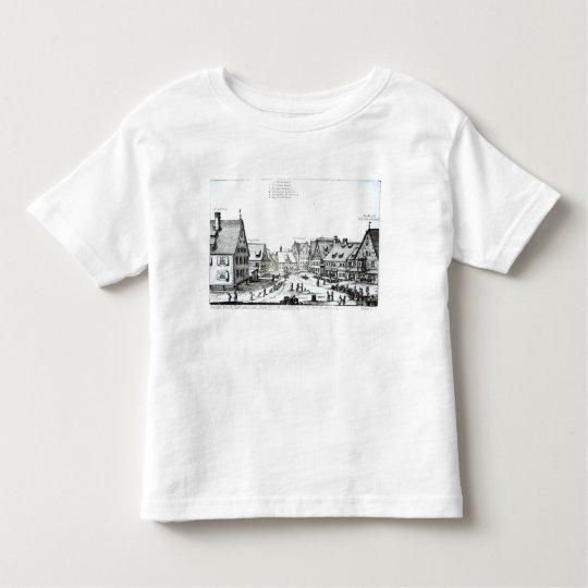 German Market town, 1704 Toddler T-shirt