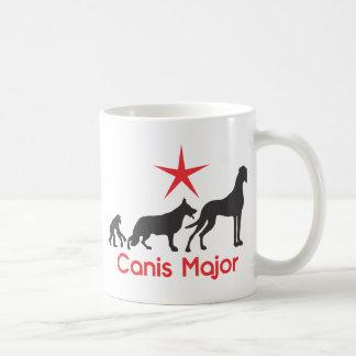 German Mastiff Canis major Coffee Mug