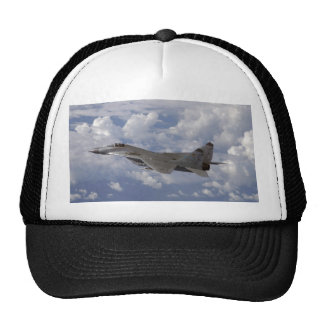 german MiG-29 Fulcrum Trucker Hat